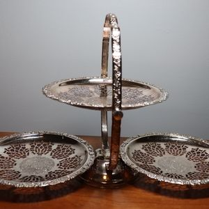 Other - Queen Anne Folding Tray